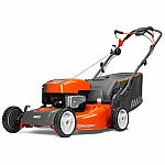 Husqvarna All-Wheel Drive 22-Inch Cutting Width Walk Behind Mower $350