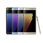"Samsung Galaxy Note 7 DUOS N930FD 5.7"" LTE GSM Factory Unlocked 64GB Smartphone $790"