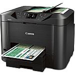 Canon MAXIFY MB5320 Wireless Color Inkjet Photo Printer Scanner Copier Fax $90