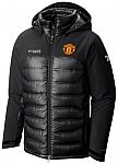 Manchester United Jacket Line Launches at Columbia