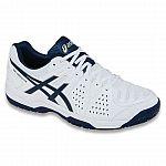 ASICS Men's GEL-Dedicate 4 Tennis Shoes E507Y $27, Women's GEL-Blast 6 Multi-Court $50