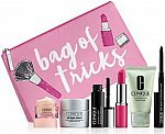 7-pc Gift with $27 Clinique Purchase, 9-pc Gift with $55 Purchase