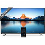 Vizio M55-D0 - 55-Inch 4K Ultra HD HDR TV Home Theater Display $619