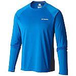 Columbia Men's Chiller Long Sleeve Shirt $20