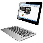 """HP Elite X2-1011 Convertible 11.6"""" Full-HD Touchscreen Business Tablet (Core M-5Y71 8GB 256GB) + Power Keyboard Dock - Manufacture Refurbished $450"""