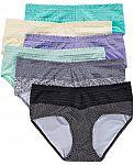 6 women's panties $30