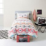 Simple By Design Southwestern 8-piece Dorm Kit $38 (Kohl's card)
