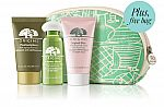 Free 3 Super Deluxe Samples and Bag with $45+ Purchase and more