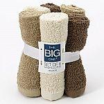 6-Pk The Big One Washcloths $2.80