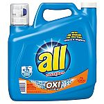 2x 150oz All Liquid Laundry Detergent + $5 Target Gift Card $15.40