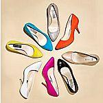 Flash Sale: 50% off women's shoes (6pm - midnight ET)