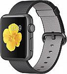 Apple Watch Sport 38mm Space Gray Aluminum Case, open box $181
