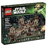 LEGO Star Wars 10236 Ewok Village $225 & more