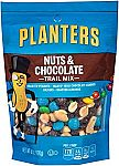 Planters Trail Mix, Nuts and Chocolate, 6-Ounce Bags (Pack of 12) $22.22