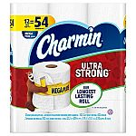 48-Count Charmin Toilet Paper + $5 Target Gift Card $22.40