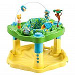 Evenflo Exersaucer Bounce & Learn, Zoo Friends $39.94