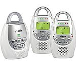 VTech DM221-2 Digital Baby Monitor w/ 2 Parent Units $28.78 (Org $50)