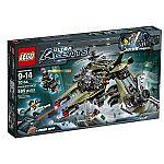 LEGO Ultra Agents 70164 Hurricane Heist $30