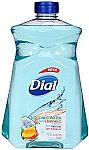 52 Ounce Dial Liquid Hand Soap Refill, Coconut Mango $2.98
