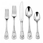 Cuisinart 20-Piece French Rooster Flatware Set $30