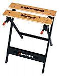 Black & Decker WM125 Workmate 125 350-Pound Capacity Portable Work Bench $20