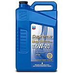 Chevron Supreme Motor Oil, 5W20 $5 AR