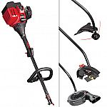Craftsman 25cc 3-N-1 Kit Curved Shaft Trimmer $90