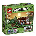 Up to 45% Off LEGO Minecraft set at Amazon