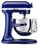 KitchenAid Professional 600 Series 6-Qt. Stand Mixer Blue $255
