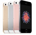 $20 Off $200 Select Cell Phone Purchase (iPhone SE 64GB $424 and more)