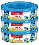 3-Pack of 270 Count Playtex Diaper Genie Refills for Diaper Genie Diaper Pails $14.79