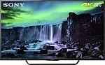 Sony XBR65X810C 65-Inch 4K Ultra HD Smart LED TV $1100