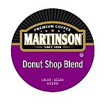 Martinson Coffee, Donut Shop Blend, 48 Single Serve RealCups $13 and more