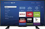 """Insignia 39"""" ClassLED 1080p Smart HDTV Roku TV $200"""