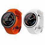 Motorola Moto 360 Sport Smartwatch 45mm 2nd Generation GPS 4GB $140
