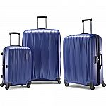 "American Tourister Arona Premium Hardside Spinner 3Pcs Luggage Set 20"" 25"" 29"" $200"