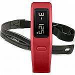 Garmin Vivofit Fitness Band Bundle with USB ANT and Heart Rate Monitor $40