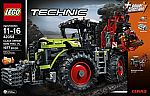 LEGO Technic 42054 CLAAS XERION 5000 TRAC VC Building Kit (1977 Piece) $135