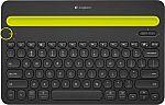 Logitech K480 Bluetooth Multidevice Keyboard $25
