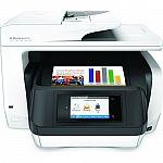 Hewlett Packard Officejet Pro 8720 Photo Wireless Inkjet Multifunction Printer $140