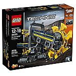 LEGO Technic Bucket Wheel Excavator 42055 $188 (30% Off)