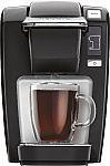 Keurig K15 Single-Serve Coffeemaker + $20 Gift Card $60