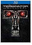 Terminator Anthology (5 Disc Blu-ray Boxed Gift Set) $20