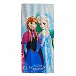 Disney Frozen Snowflakes Beach Towel $3.63 and more