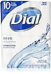 Dial Antibacterial Deodorant Soap, 4 oz. BARS, 10 Ct (Pack of 3) $9.88 and more