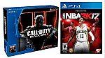 Playstation 4 BO III Bundle + NBA 2k17 + $75 Dell Promo Gift Card $300