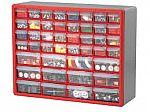 2-pk Akro-Mils 10744A 44-Drawer Hardware & Craft Cabinets $40 + $5 shipping