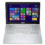 "ASUS ZenBook Pro 15.6"" Touchscreen Laptop (Core i7, 16GB, 512GB SSD, 4K IPS, GTX 960M, Factory Refurbished) $850"