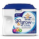 Similac Go & Grow Formula Powder Stage 3 22 Ounce 2 for $20 Shipped