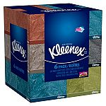 12-Pack of 160-Count Kleenex Everyday Facial Tissues + $5 Target Gift Card for $11.54